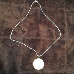 Half dollar 1953 necklace